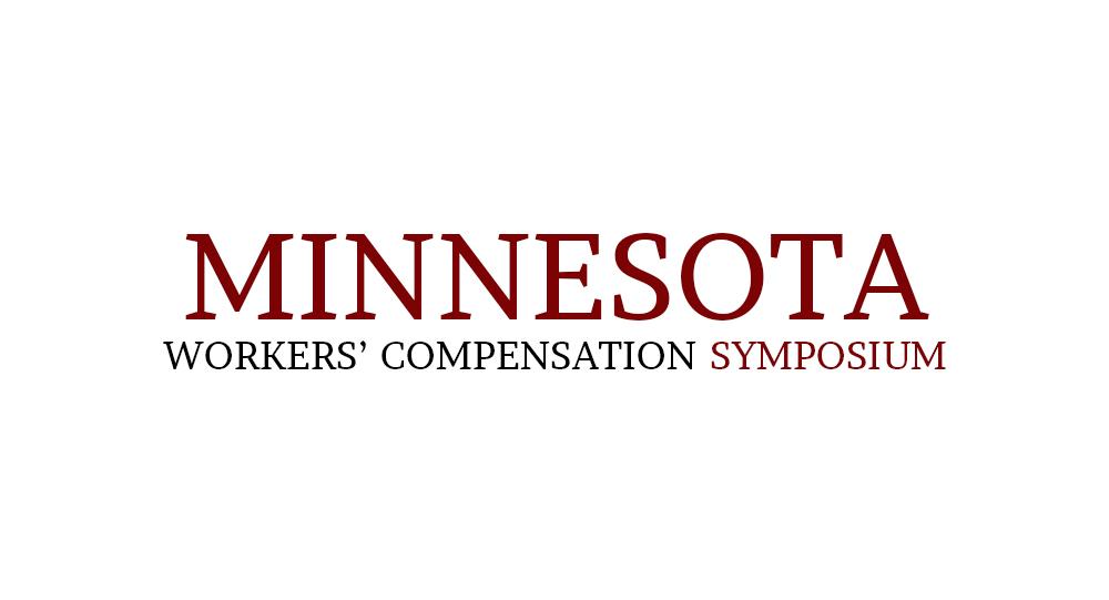 Minnesota Workers Compensation Symposium logo