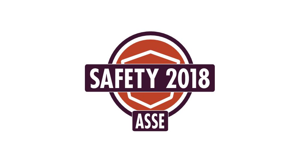 Safety 2018 ASSE logo